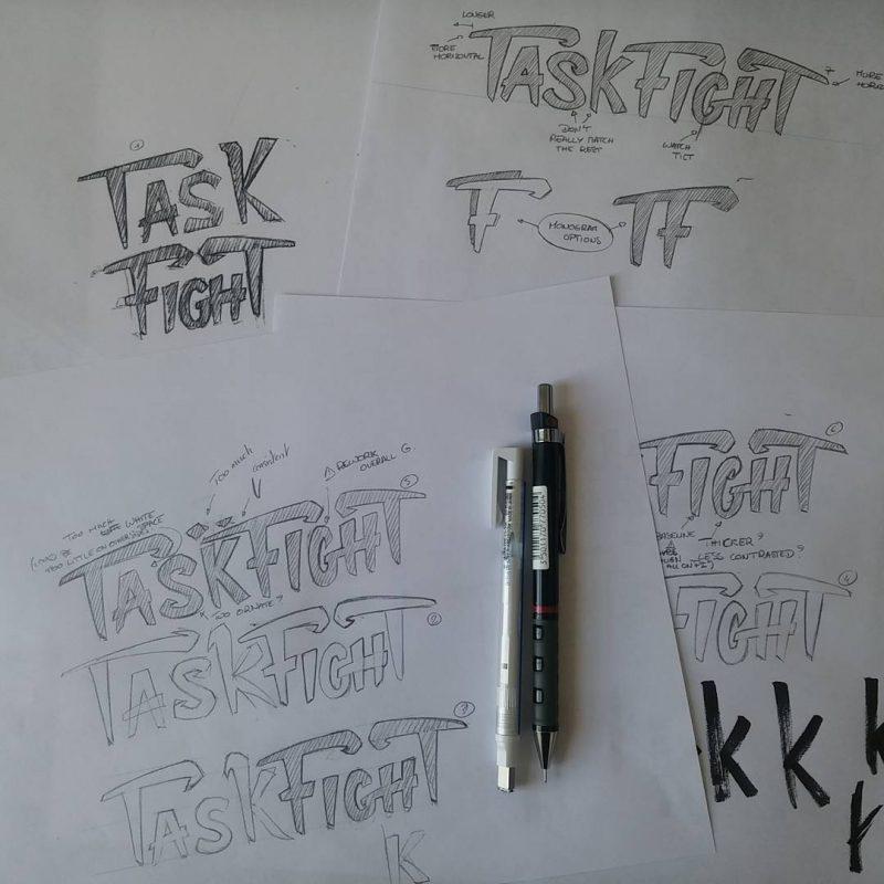 TaskFight - Sketches
