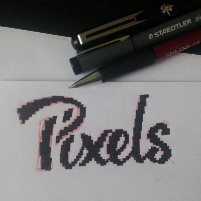 Pixely pixels