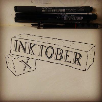 Inktober 2017 - 10