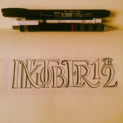 Inktober 2016 - 12