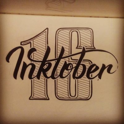 Inktober 2016 - 16