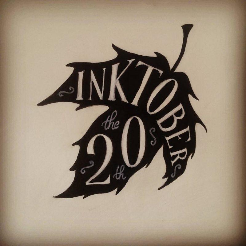 Inktober 2016 - 20