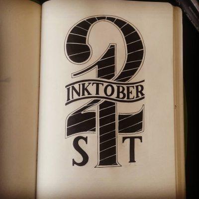 Inktober 2016 - 21