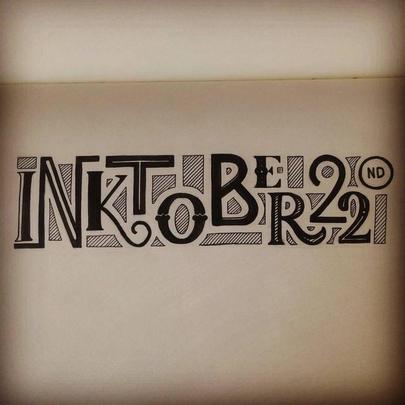Inktober 2016 - 22