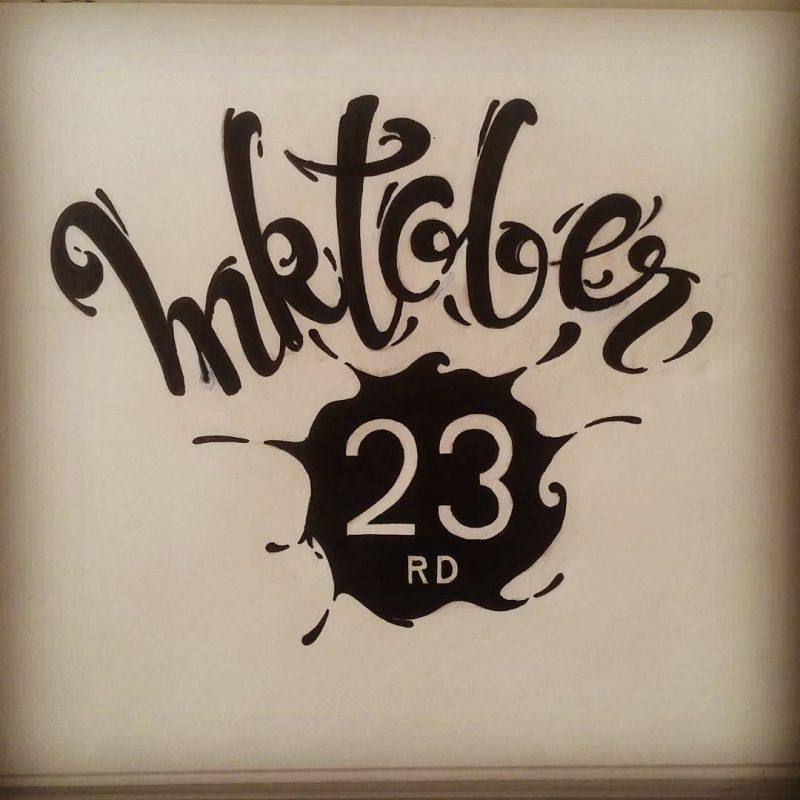 Inktober 2016 - 23