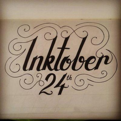 Inktober 2016 - 24