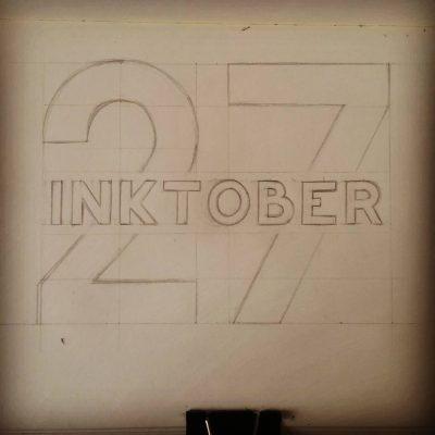 Inktober 2016 - 27 - 4