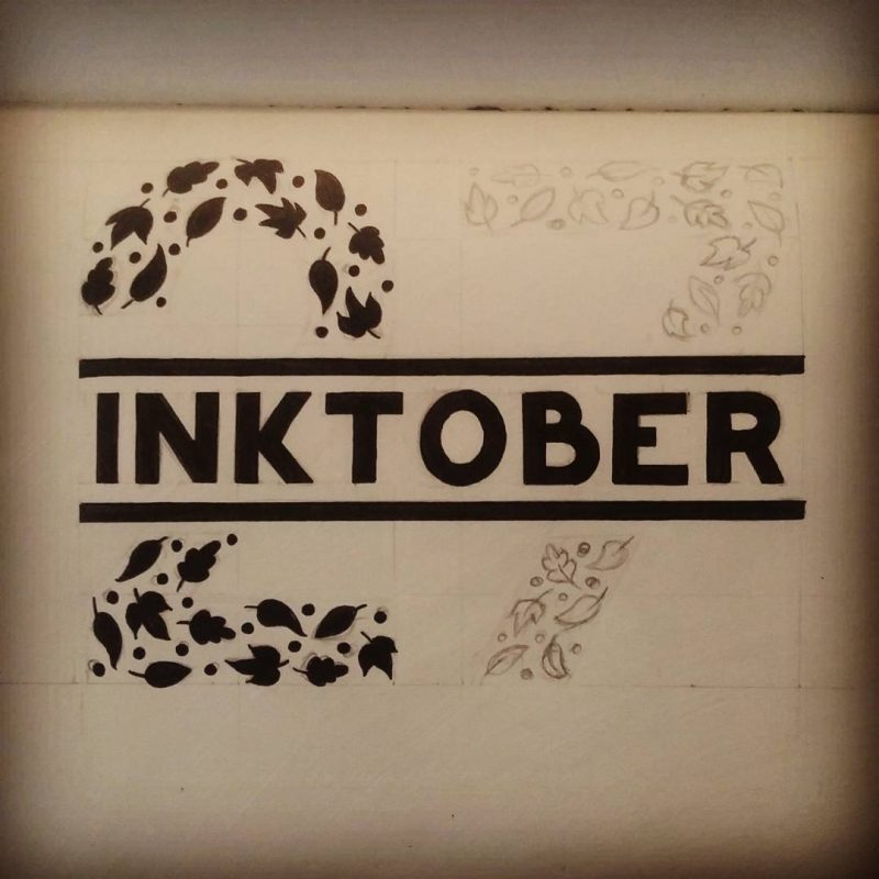 Inktober 2016 - 27 - 8