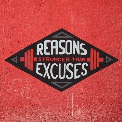 Reasons stronger than excuses