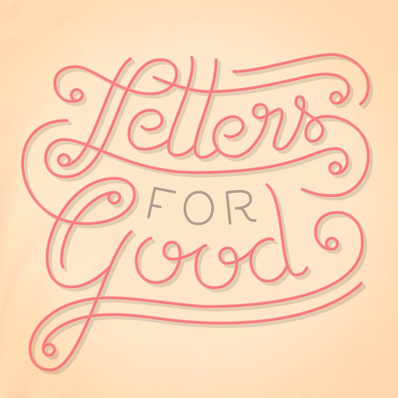 Letters for good