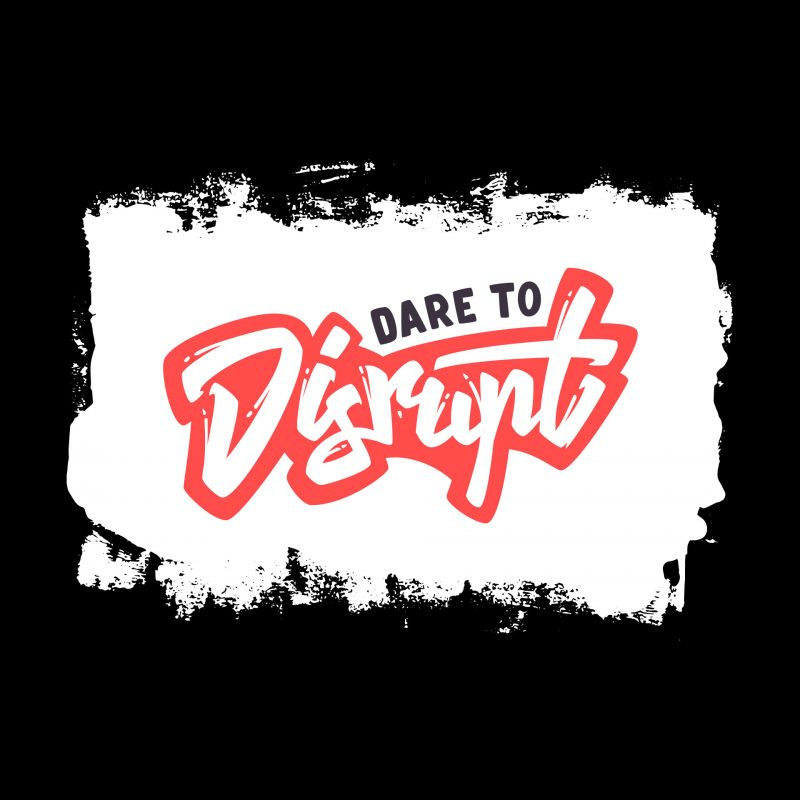 Dare to Disrupt - TEDxBristol 2017