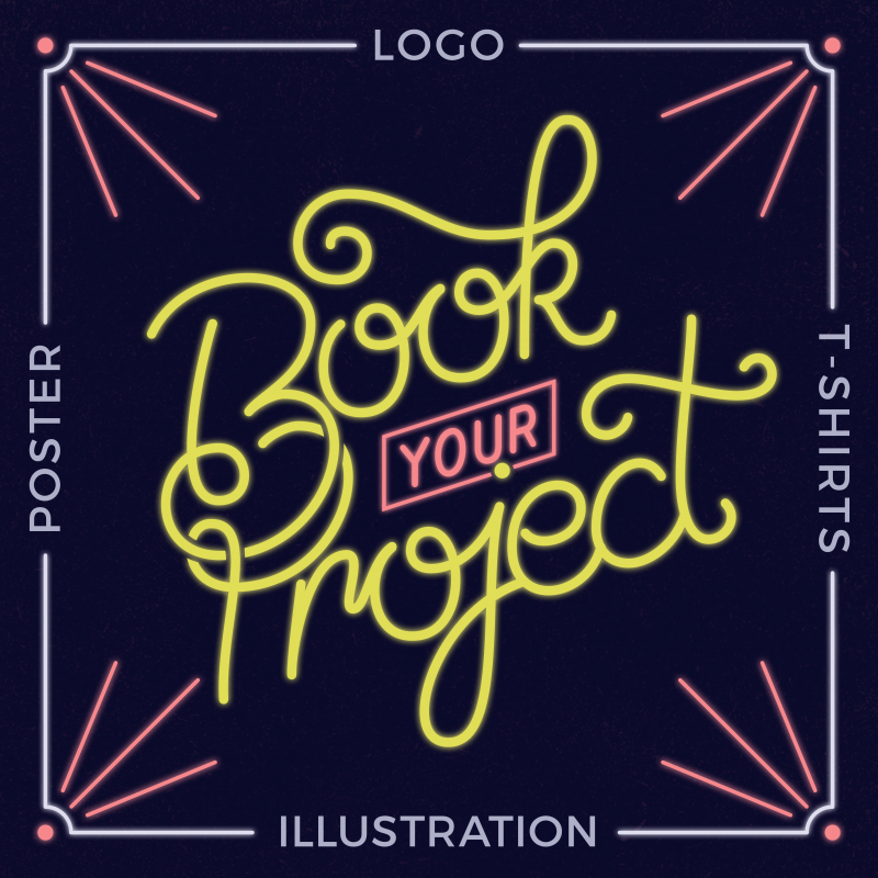 Book your projects
