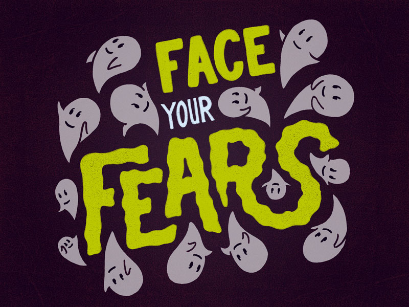 Face your fears - 4:3