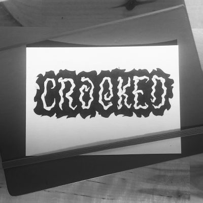 Inktober 2017 - 08 - Crooked