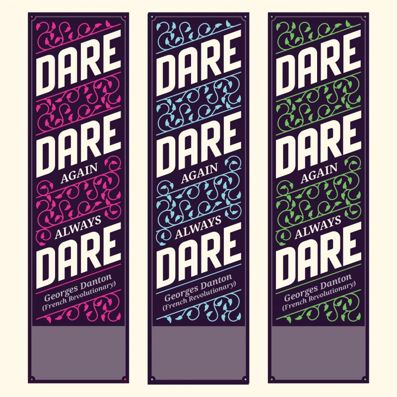 Dare... - Colors neon