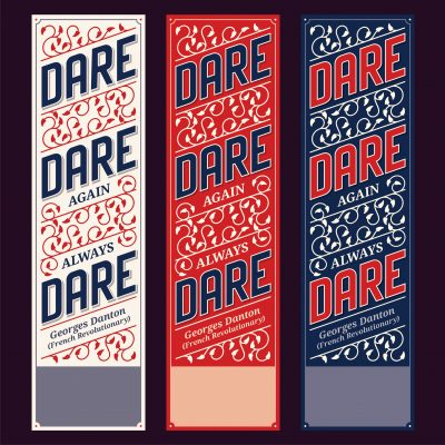 Dare… – Colors retro