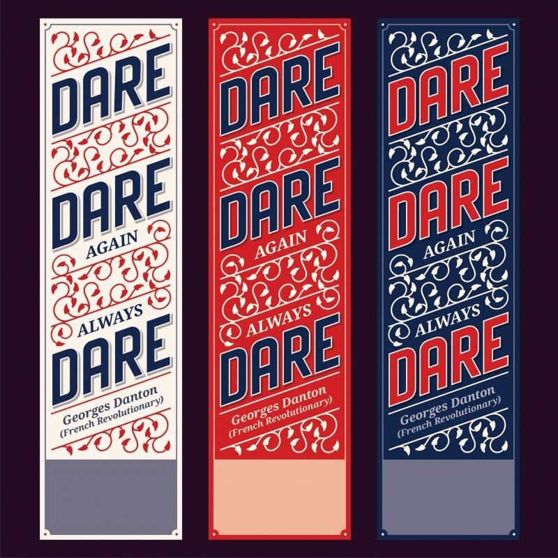 Dare… – Colors retro